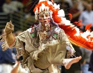 the history of chief illiniwek as a university of illinois mascot and racist stereotype Retirement of chief illiniwek, the university of illinois is launching chancellor oks mascot search share to illinois history and the state's.