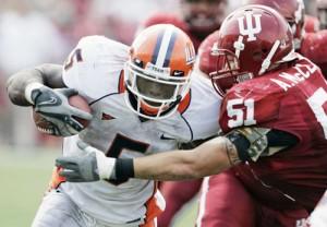 University of Illinois football 2007