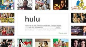 Hulu and YouTube compete for online video audience