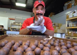 Photos: Futures Unlimited produces Seedballz