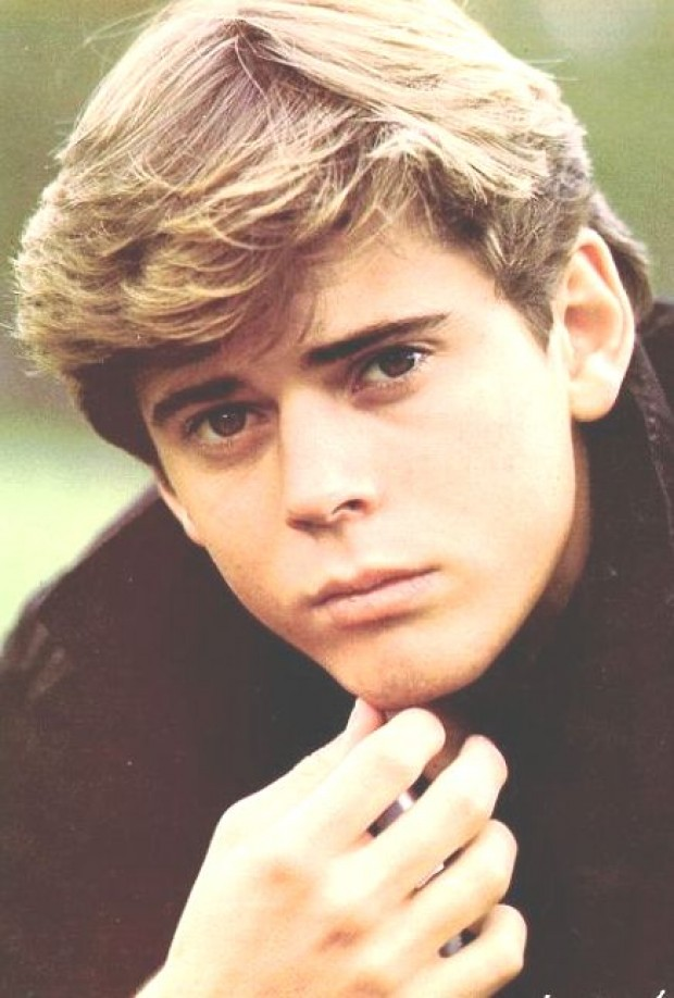 Thomas Howell, ... C. Thomas Howell In The Outsiders