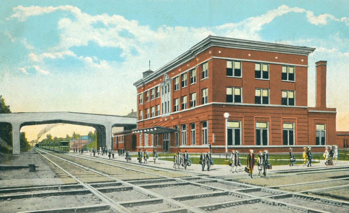 Union Depot Grand Gateway To Wider World Local News