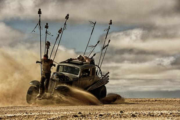 Mad Max is back, faster and furiouser