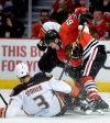 Game 7 showdown in West finals welcomed by Ducks, Blackhawks