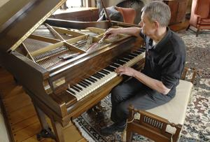 Photos: Ewing Cultural Center's Parlor Grand Player Piano