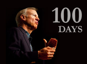 Rauner's first 100 days in office