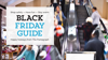 Early birds get the deals! See our ultimate guide to Black Friday (and Thursday) in B–N.