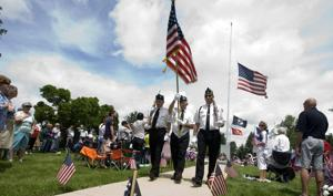 PHOTOS: Decatur honors veterans with Memorial Day services