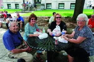 Photos: Bloomington Rotary pork chop luncheon