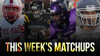 High school football Week 7 matchups — 10/9/15