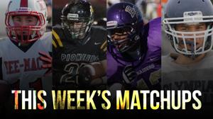 Pantagraph preps: Week 1 football matchups — 8/28/15