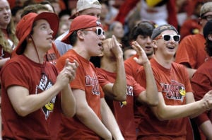 Photos: NIT Green Bay at Illinois State Men's Basketball - 3/18/15