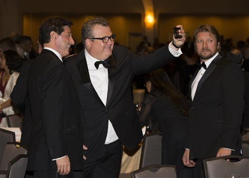 Players from politics, Hollywood mix it up at 'Nerd Prom'