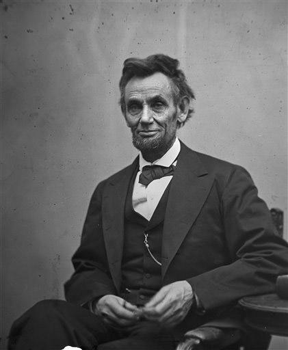 Photos Abraham Lincoln 1809 1865 National News