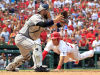 Pham provides spark as Cards snap 4-game skid