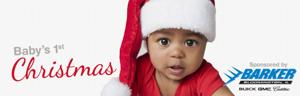 Baby's 1st Christmas Contest!