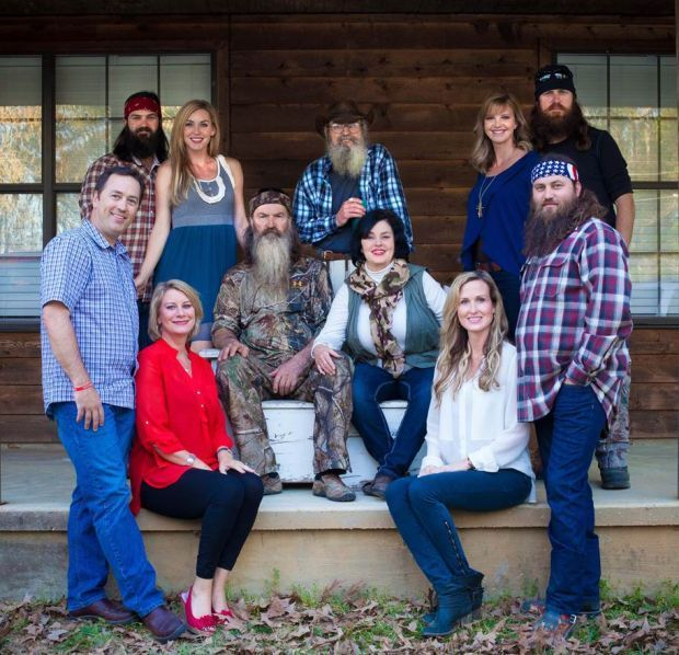 Flying the coop: The women of 'Duck Dynasty' touch down in Central Ill ...