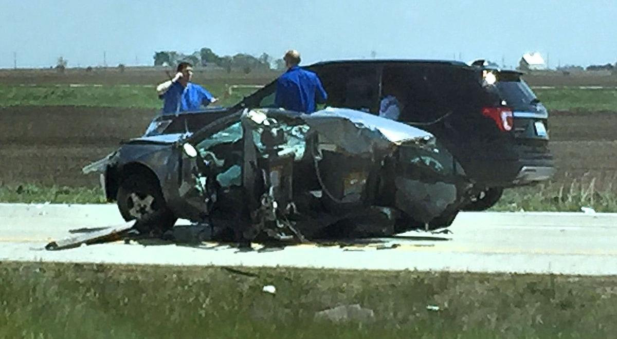 Car Accident Pontiac Illinois