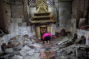 Photos: Nepal earthquake