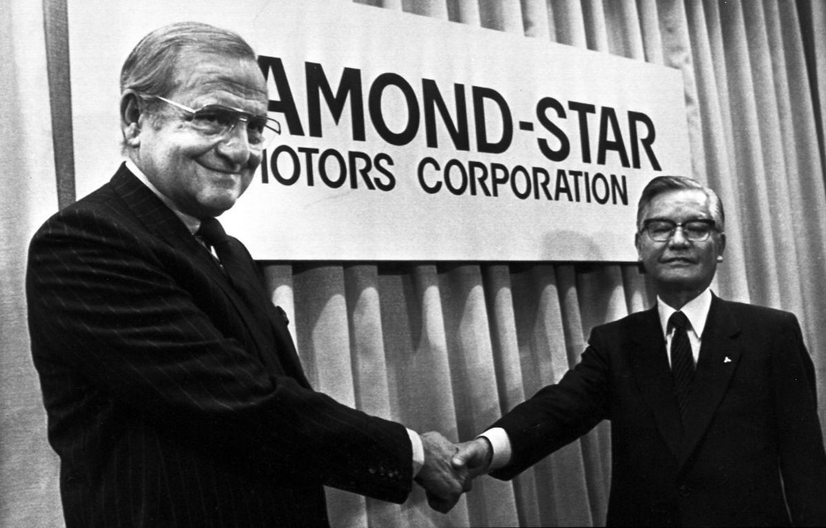Photos mitsubishi through the years local business for Mitsubishi motors bloomington il