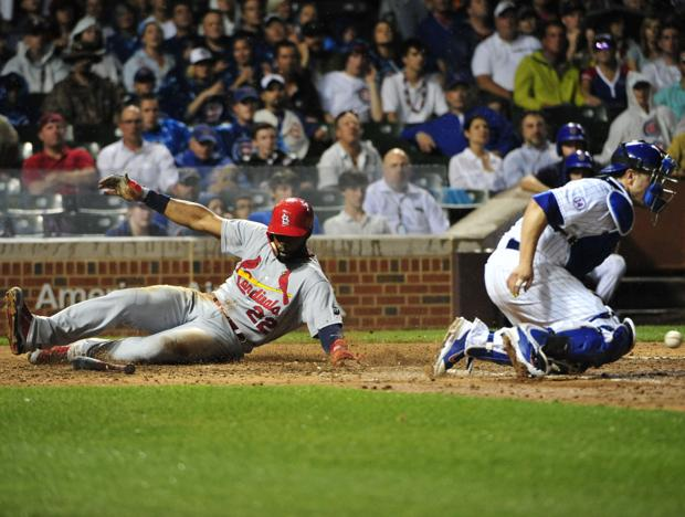 Cardinals pour it on Cubs in shutout victory