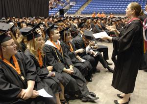 NCHS, West graduations