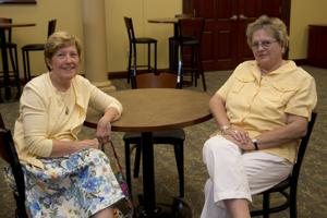 Photos: Luther Oaks ladies' tea