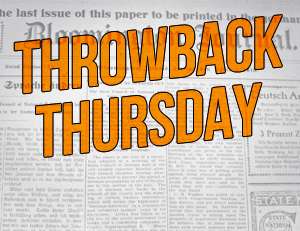 Throwback Thursday: A July 4, 1975 Pantagraph