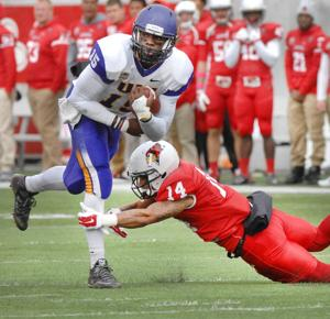 Photos: ISU football over UNI