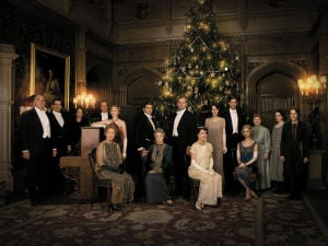 'Downton Abbey' photos of the show and stars