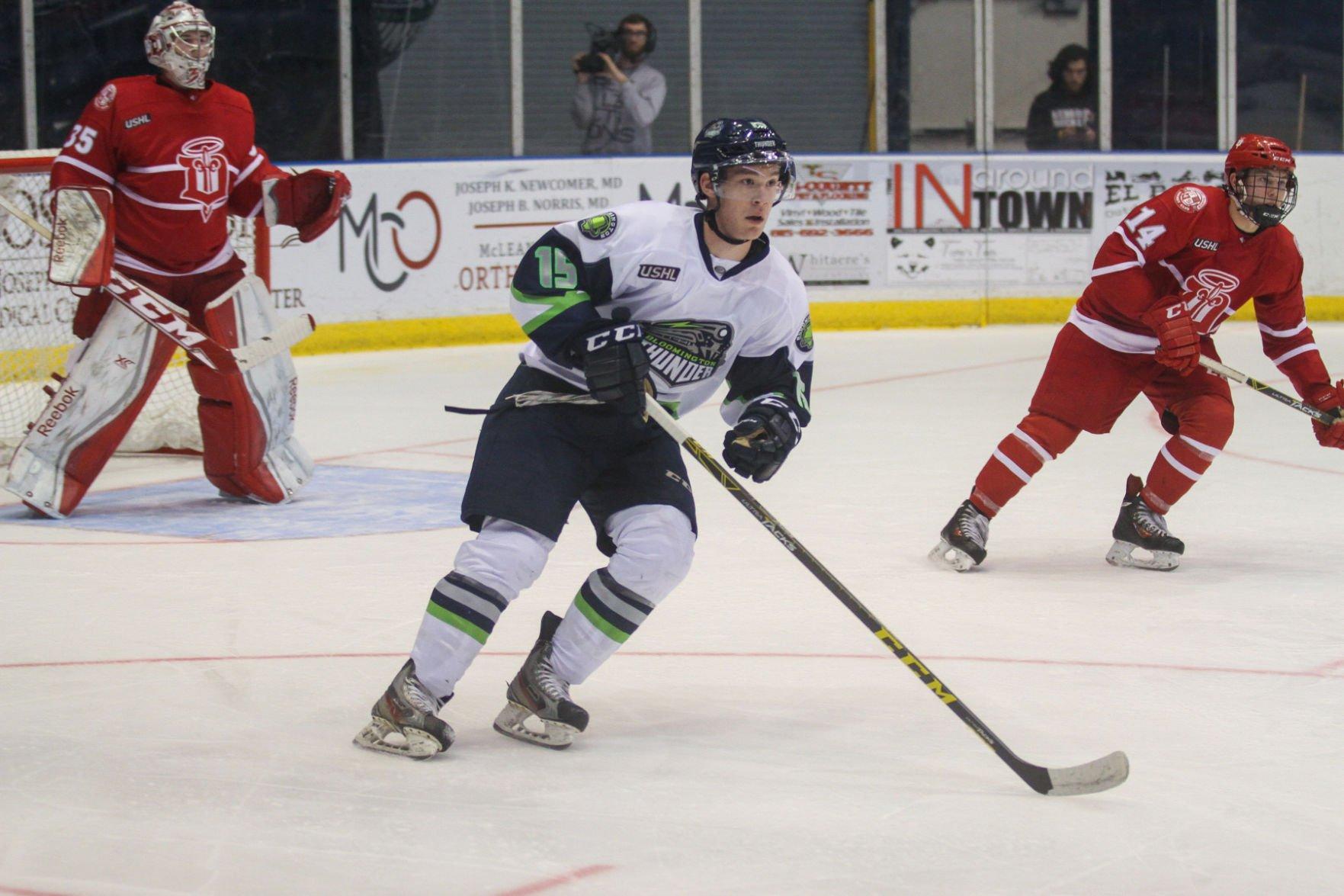 USHL: Thunder Notes - Dzhioshvili Tabbed For Top Prospects Game