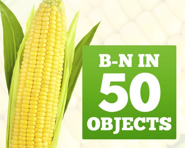 B–N in 50 Objects