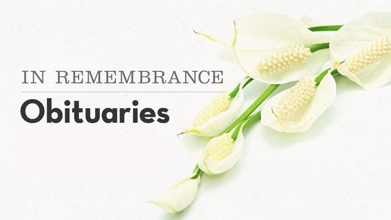 In Remembrance Local Obituaries In August Obituaries