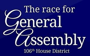 The race for General Assembly, 106th House District