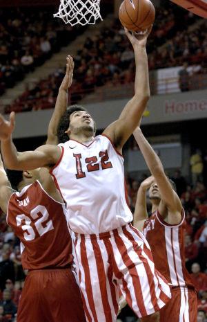Photos: Bradley at Illinois State Men's Basketball - 1/17/15