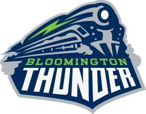 See the Bloomington Thunder!