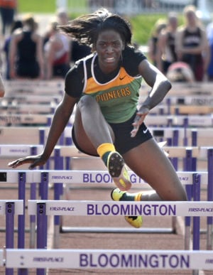 Photos: Bloomington Lady Raiders Invitational 4-17-2015