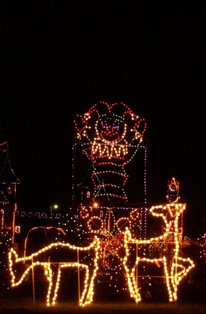 East Peoria Festival Of Lights Gallery
