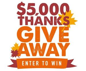 Enter to win $5,000