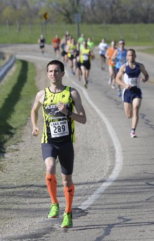 Photos: Lake Run at Lake Bloomington 5/2/2015