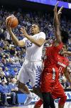 No. 1 Kentucky pulls away from ISU in 2nd half