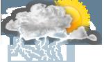 Slight chance of a thunderstorm