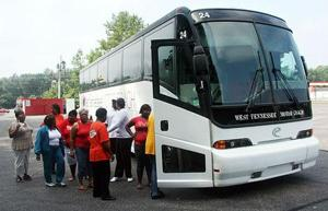 West Tennessee Motor Coach Gets People There In Comfort