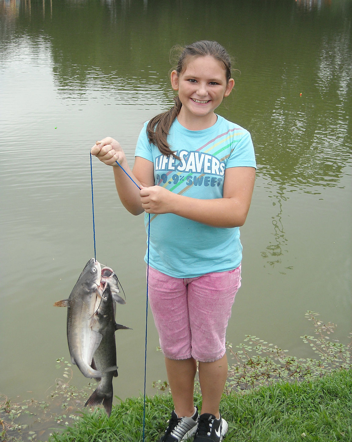 Casting for a cure kids fishing rodeo returns for Kids fishing net