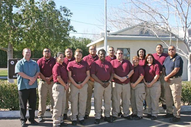 CRIT Juvenile Detention Officers receive certificates | News ...
