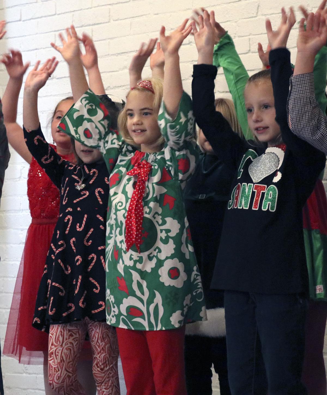 Christmas season opens in Gibson County