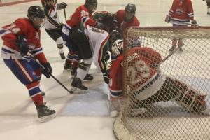 Souris Wild vs. Summerside Capitals Midget AA Norsemen Memorial Tournament