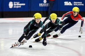 Lyons posts fastest time of PEI team on the oval