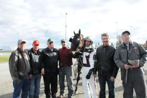Elm Grove Inarush is 2014 Atlantic Post Calls Horse of the Year