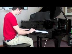 Vote for David Thompson for CBC Music's Piano Hero